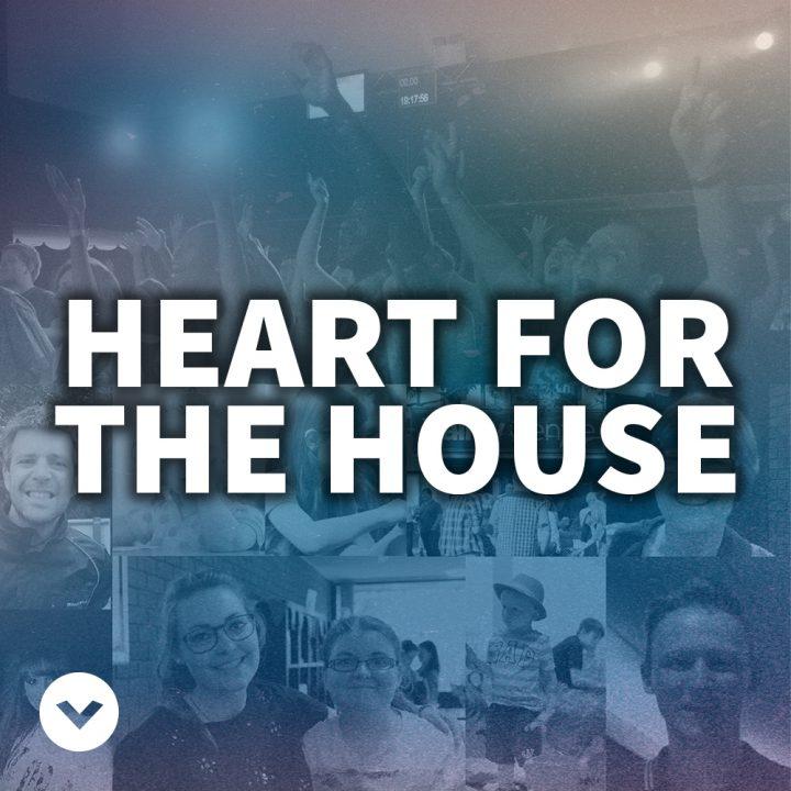Senior Pastor Ed Carter – Heart For The House