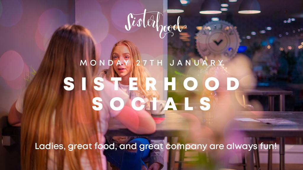 Sisterhood Lancaster Social